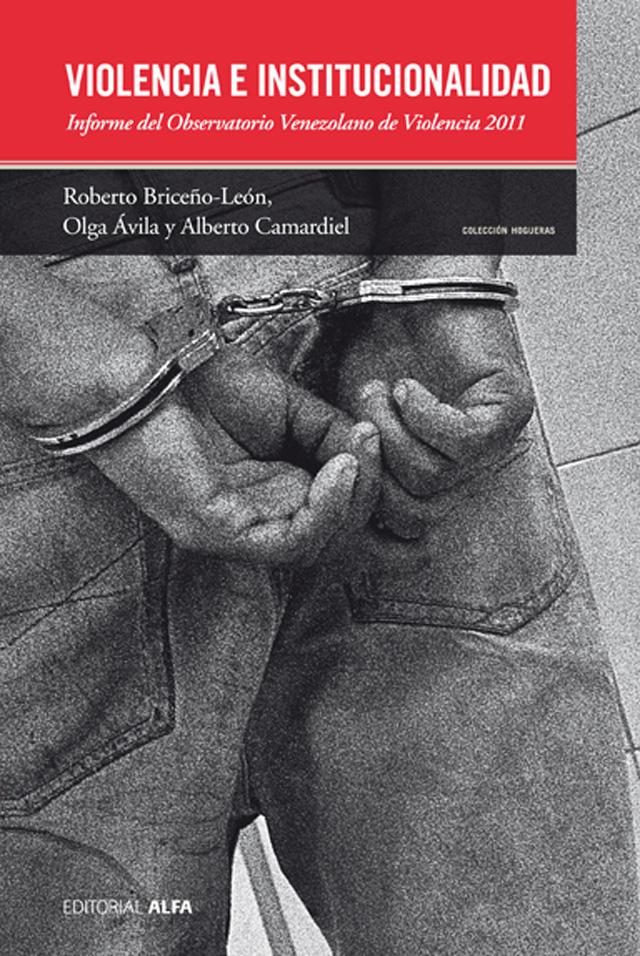 Portada Violencia e Institucionalidad DEF OUT