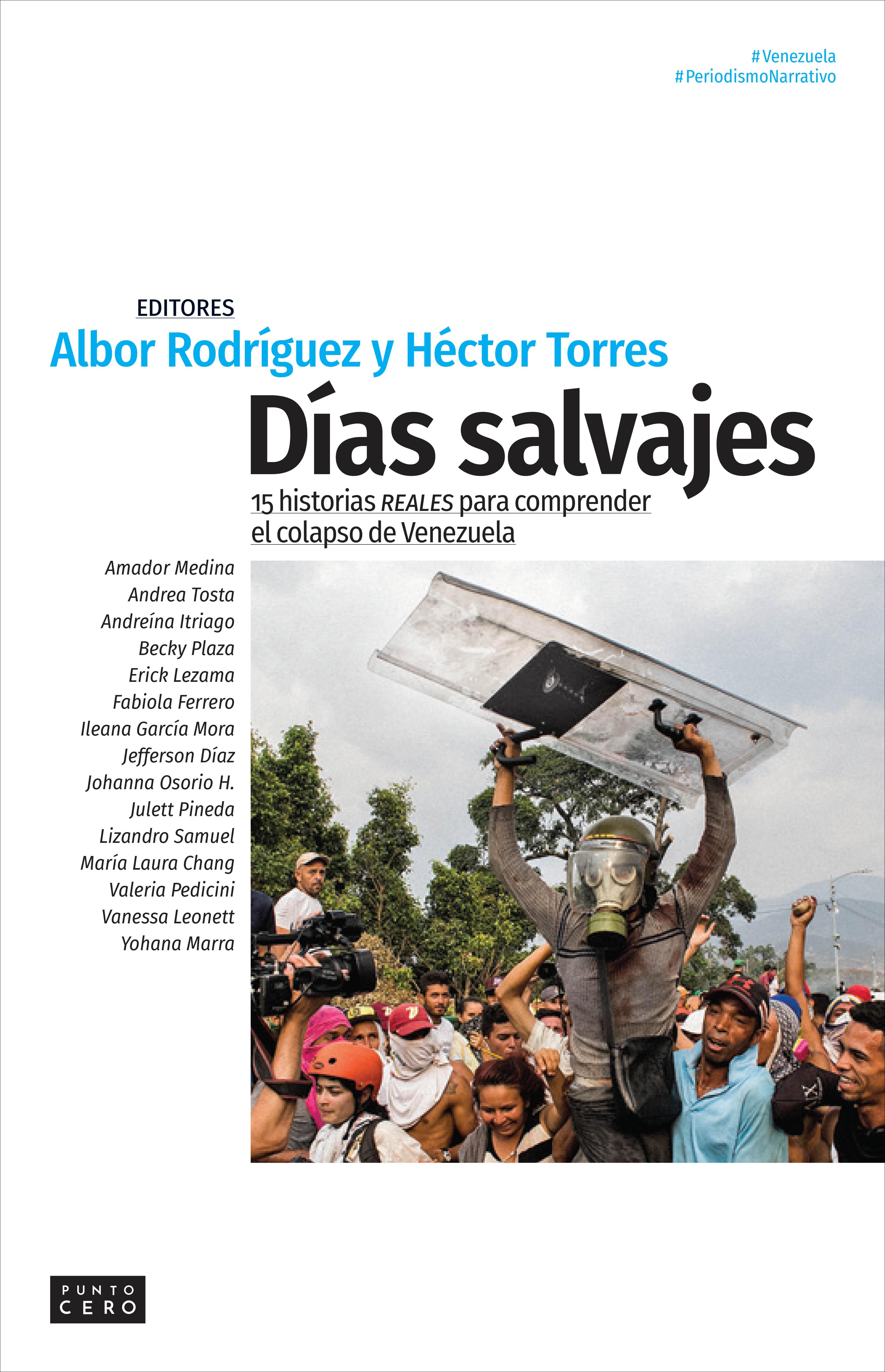 Cubierta Podiprint Días salvajes DEF DEF.indd